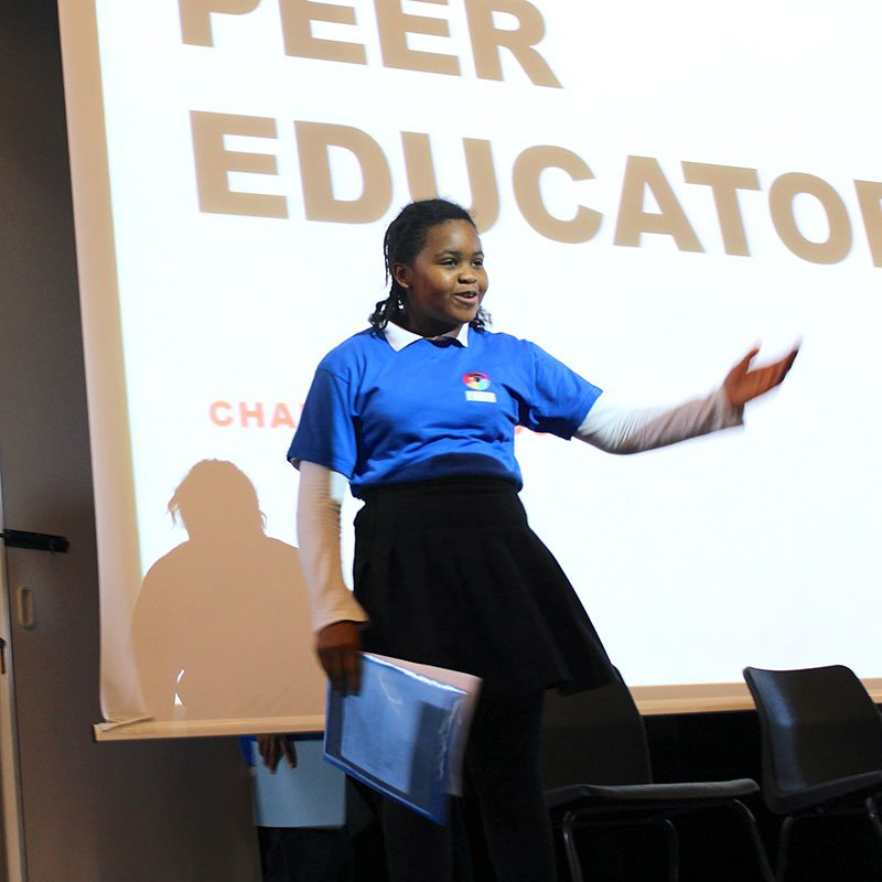 Youth Peer Educators & Speakers